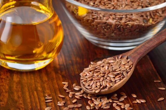 flax seed hair conditioner